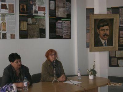 Отбелязването на 130 годишнина от рождението на Георги Тодоров