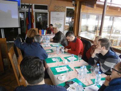 Финализиране на проекта за развитие на ски туризма в Осоговска планина и курорта Семково