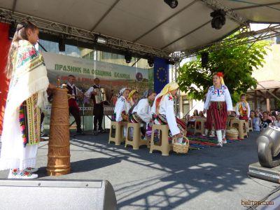 Фолклорни групи от цялата страна бяха част от празника